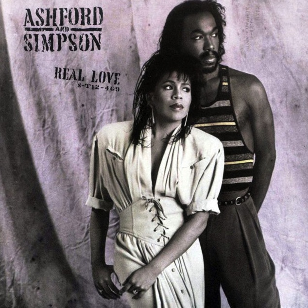 Ashford and Simpson - Honey I Love You