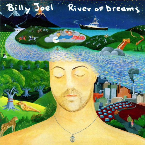 Billy Joel - The River of Dreams