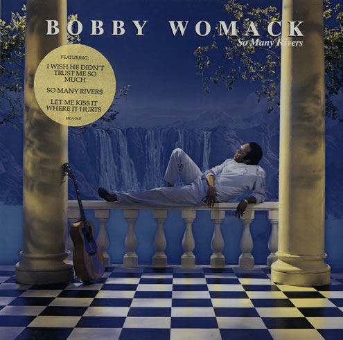 Bobby Womack - I Wish He Didn't Trust Me So Much