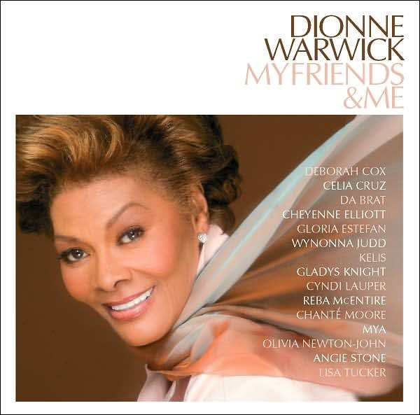 Dionne Warwick and Mya - Close To You