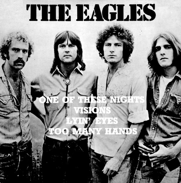 Eagles - Lyin' Eyes