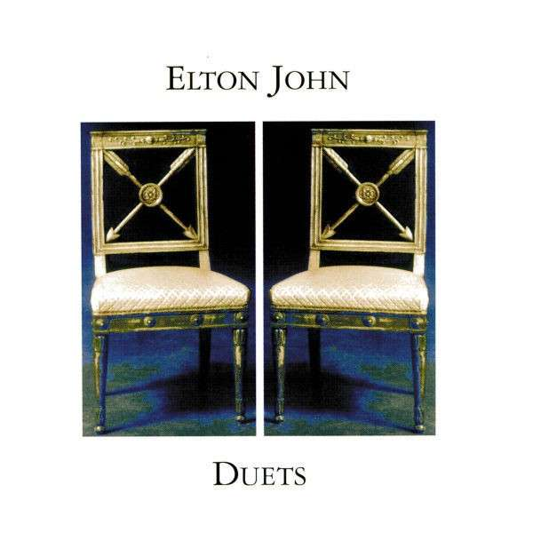 Elton John and K.D.Lang - Teardrops
