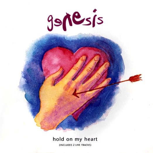 Genesis - Hold On My Heart