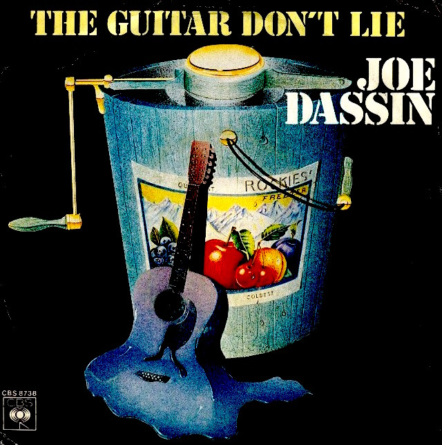 Joe Dassin - The Guitar Don't Lie
