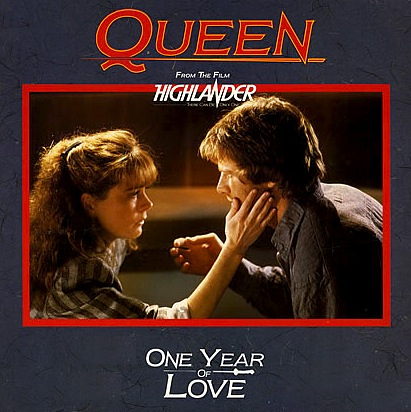 Queen - One Year Of Love