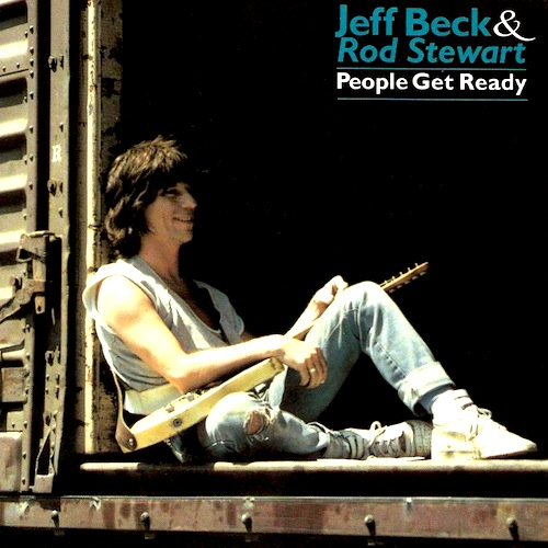 Rod Stewart and Jeff Beck - People Get Ready