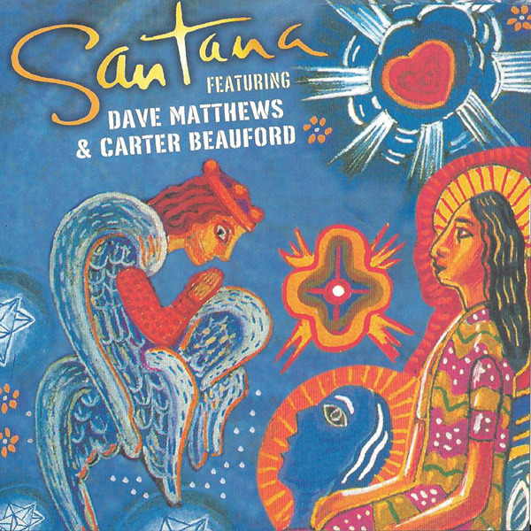 Santana and Dave Matthews - Love of My Life