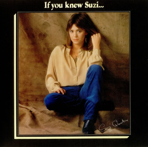 Suzi Quatro - If You Can`t Give Me Love