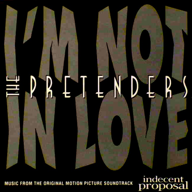 The Pretenders - I'm Not In Love
