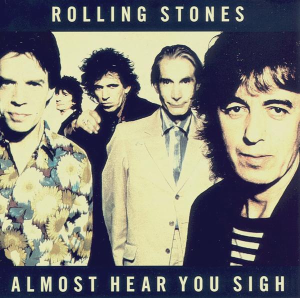 The Rolling Stones - Almost Hear You Sigh  Lyrics  Listen