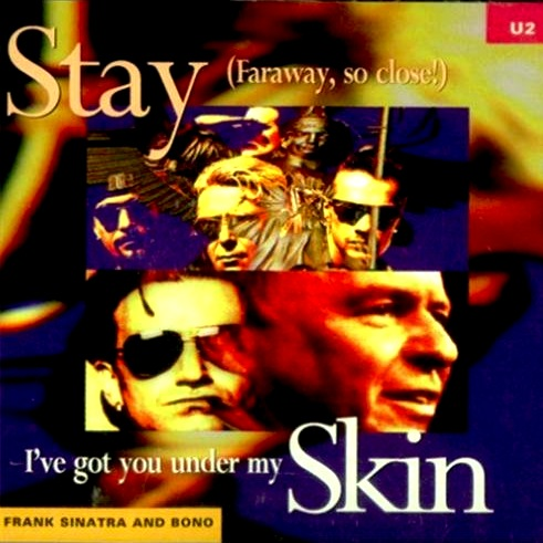 U2 - I've Got You Under My Skin