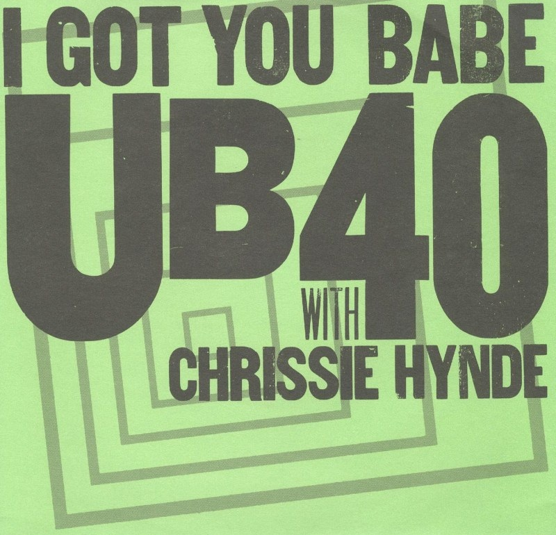 UB40 Feat Chrissie Hynde - I Got You Babe